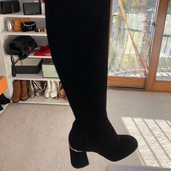 Skyline Thigh Boot Lv   Poshmark